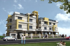 Office complex for M/s Mizpah Publications Pvt Ltd