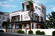 Residence for Mr.Godhandaraman at Porur