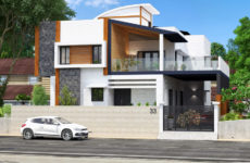 Residence for Dr.Kennady at Avadi
