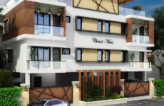 Apartments for M/s Easter Builders at Aynavaram