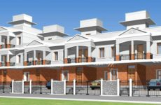 Residence for Mrs. Janaki Mohan